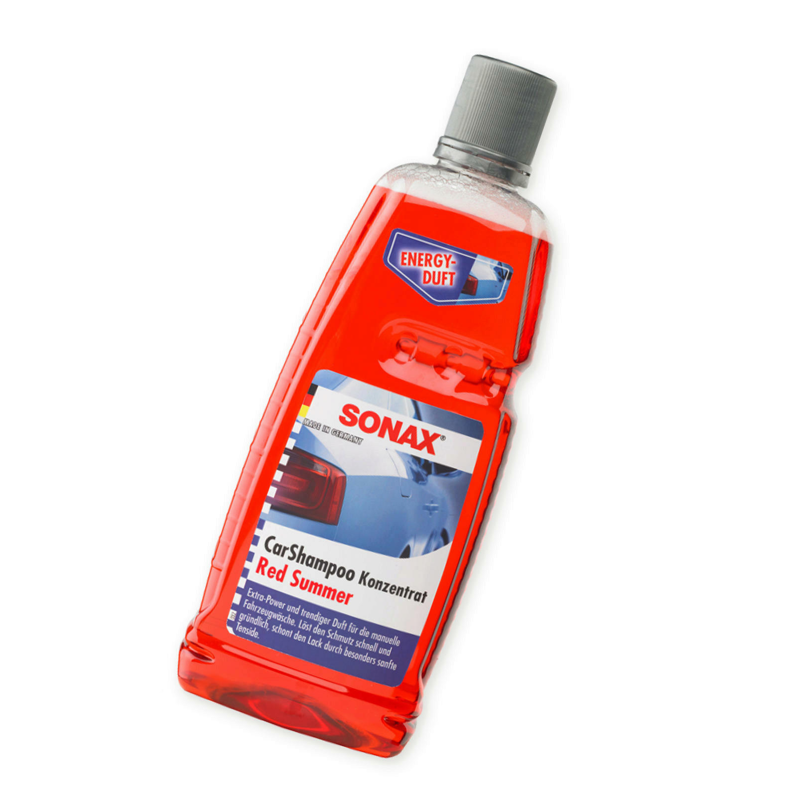 SONAX CarShampoo Konzentrat Red Summer 1l