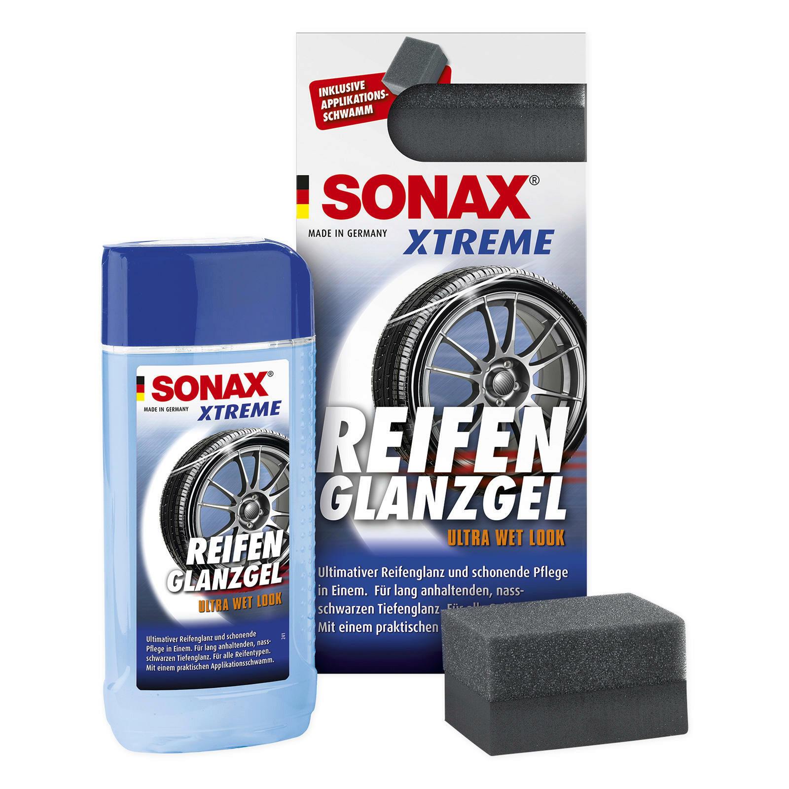 Reifenreiniger XTREME ReifenGlanzGel500ml