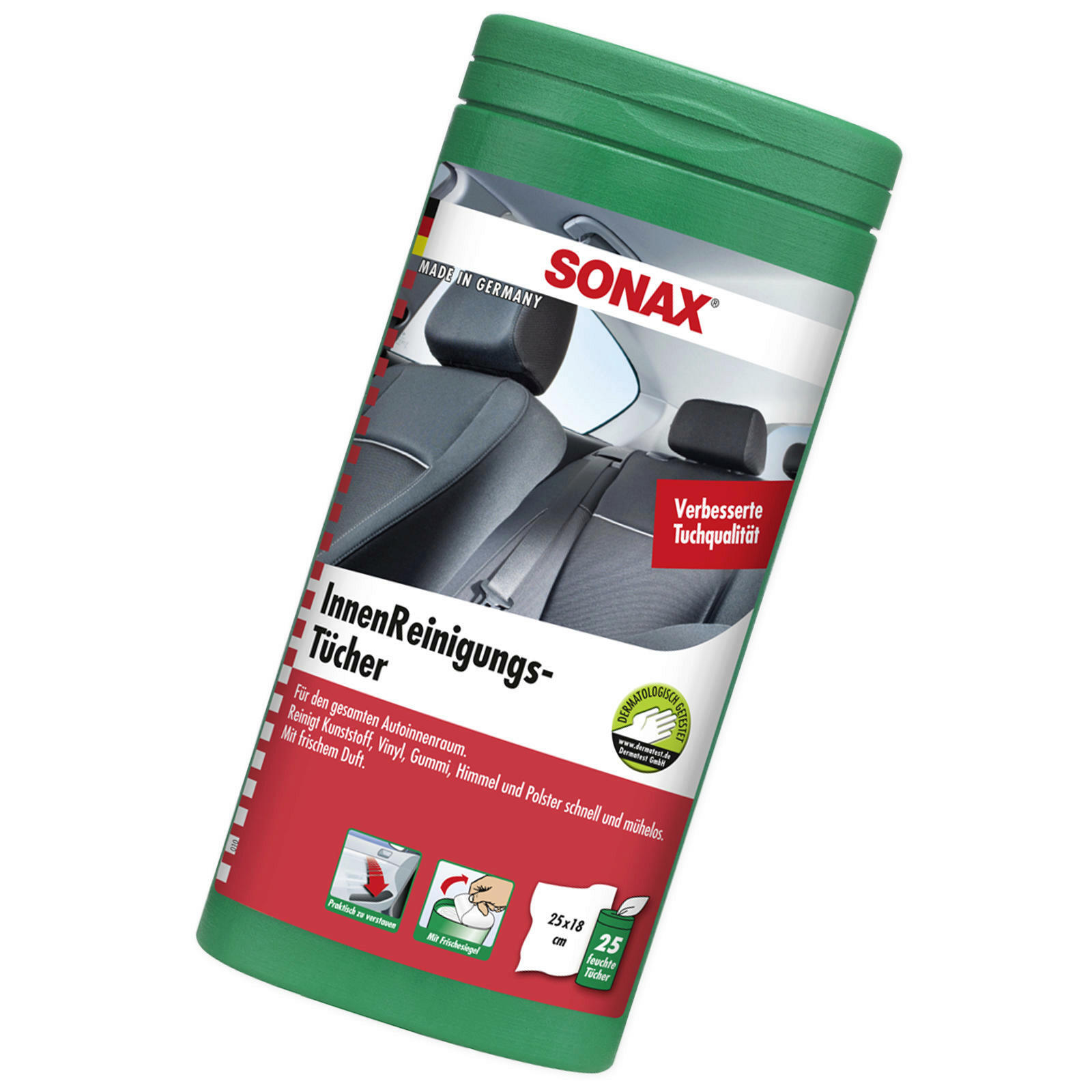SONAX InnenReinigungsTücher Box
