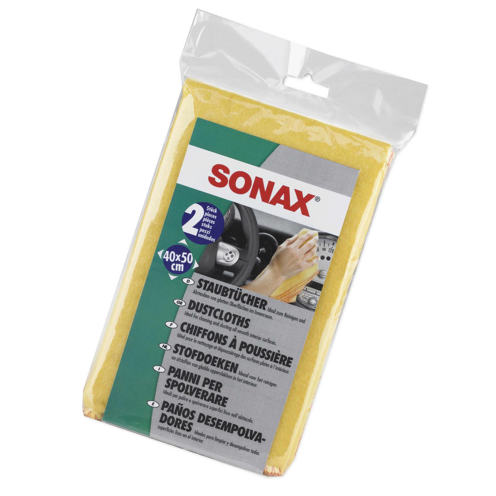 SONAX StaubTücher (2 St.)