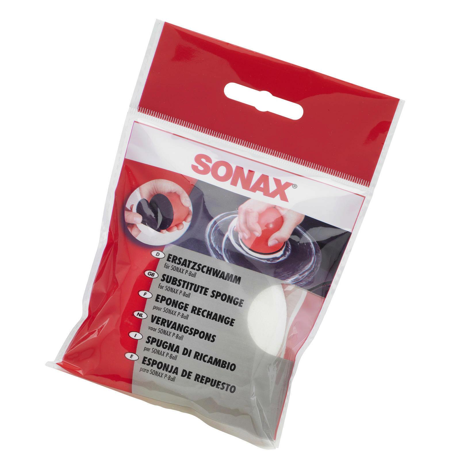 SONAX Ersatzschwamm für P-Ball
