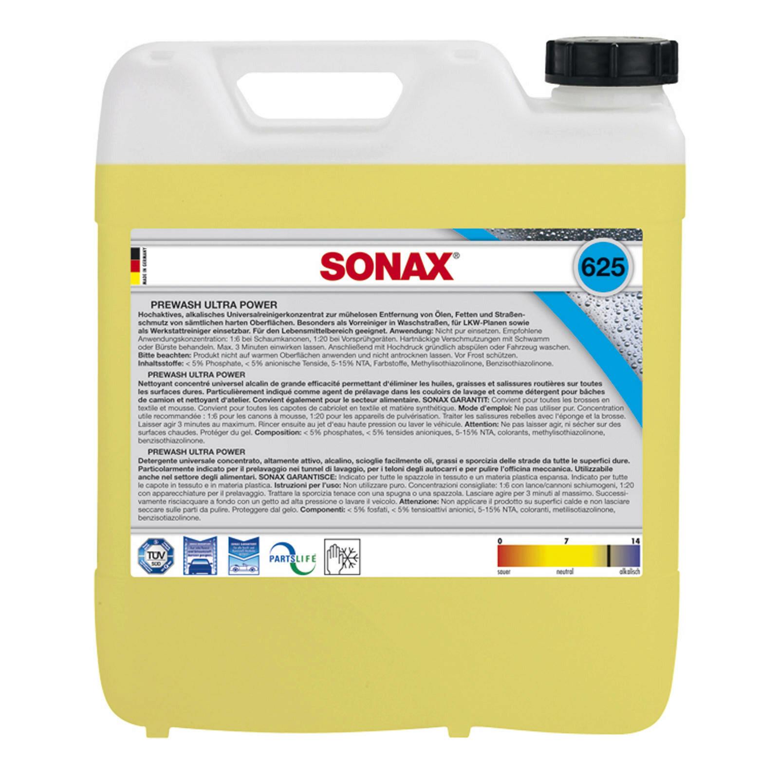 SONAX PreWash Ultra Power 10l