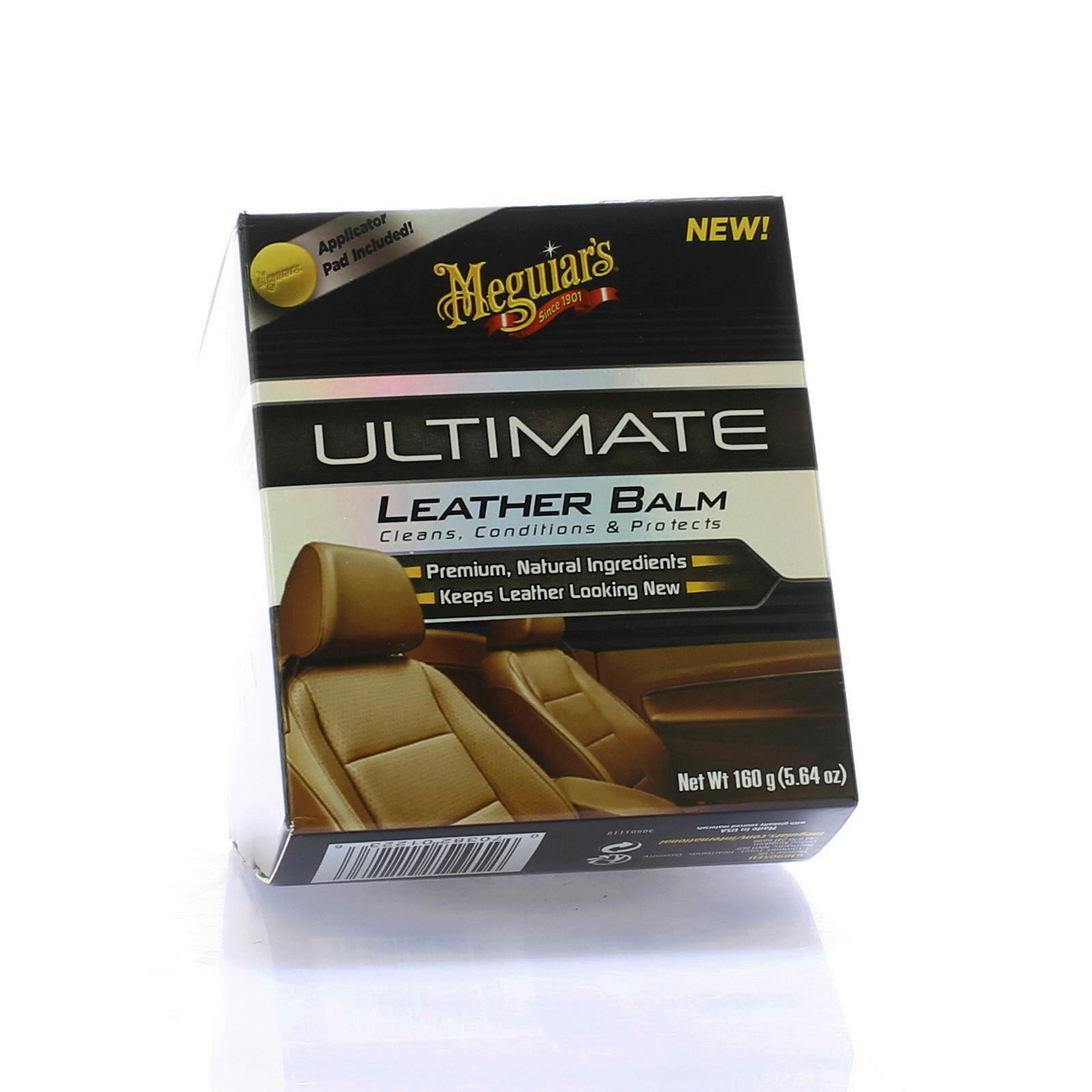 MEGUIARS Ultimate Leather Balm 142g