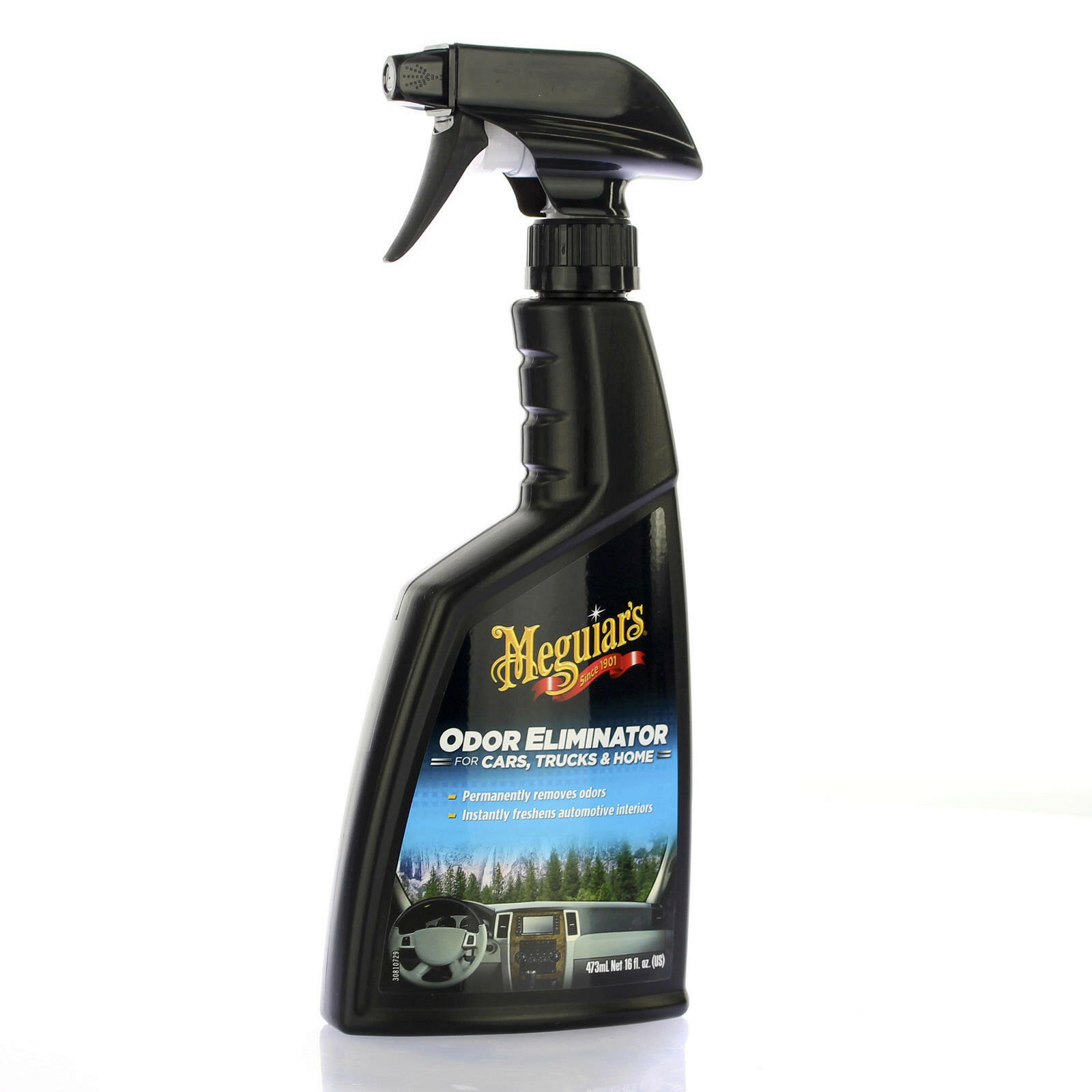Meguiars Car Odor Eliminator 473ml Lufterfrischer