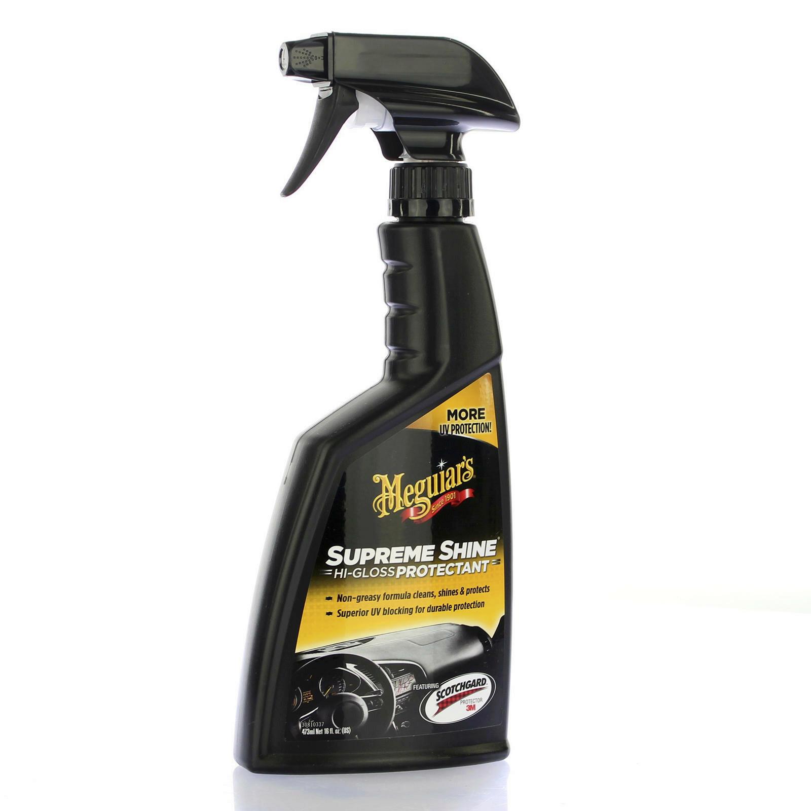 Meguiars Supreme Shine Protectant 473ml Kunststoffpflegemittel