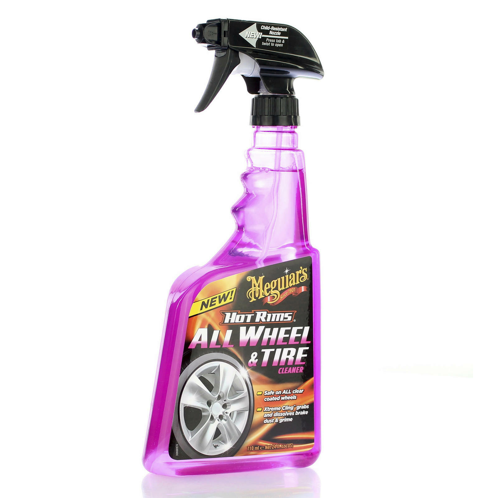 Meguiars Hot Rims All Wheel Cleaner 710ml Felgenreiniger