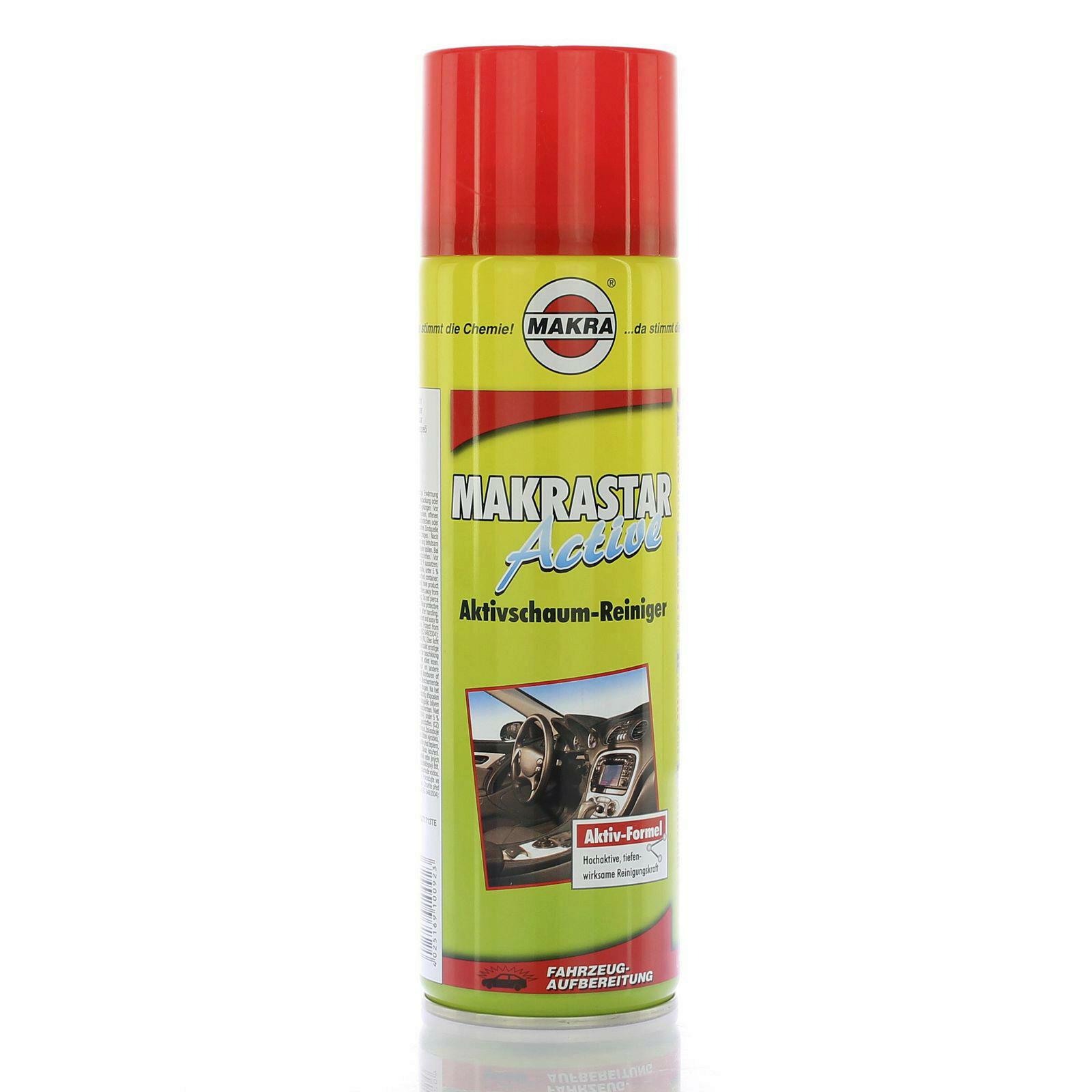 MAKRASTAR ACTIVE AKTIVESCHAUM-REINIGER 500ml