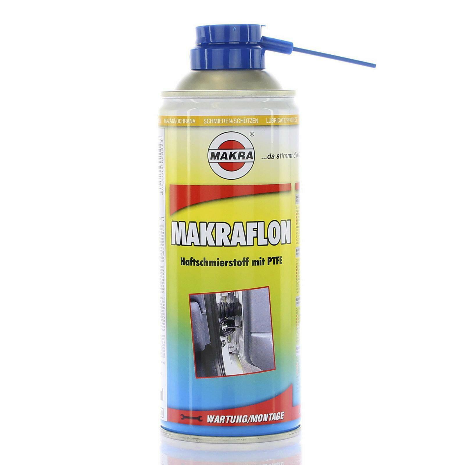 MAKRAFLON 400ml Synthetischer Haftschmierstoff mit PTFE