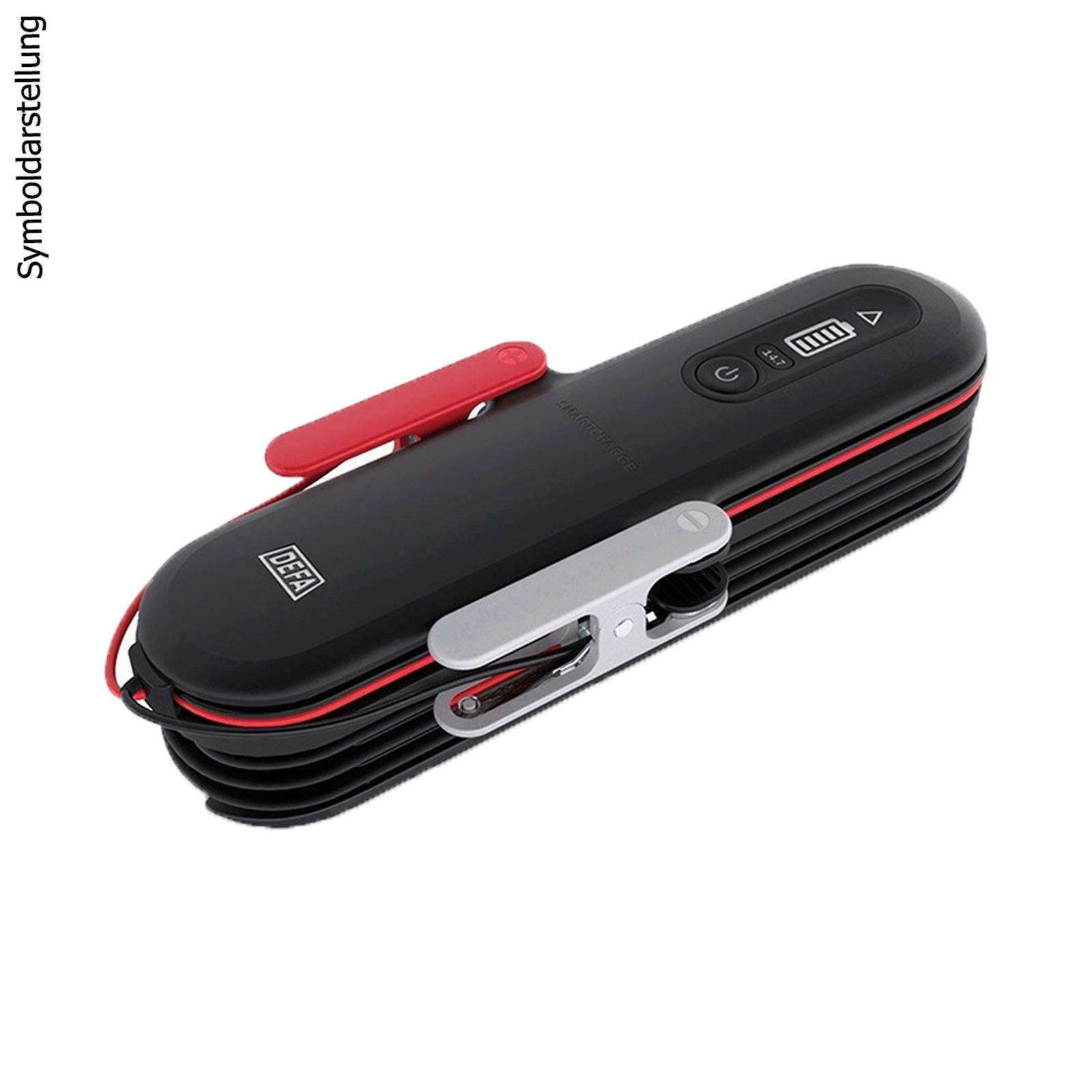 DEFA Batterieladegerät SmartCharge 12V 4A 2 - 110Ah