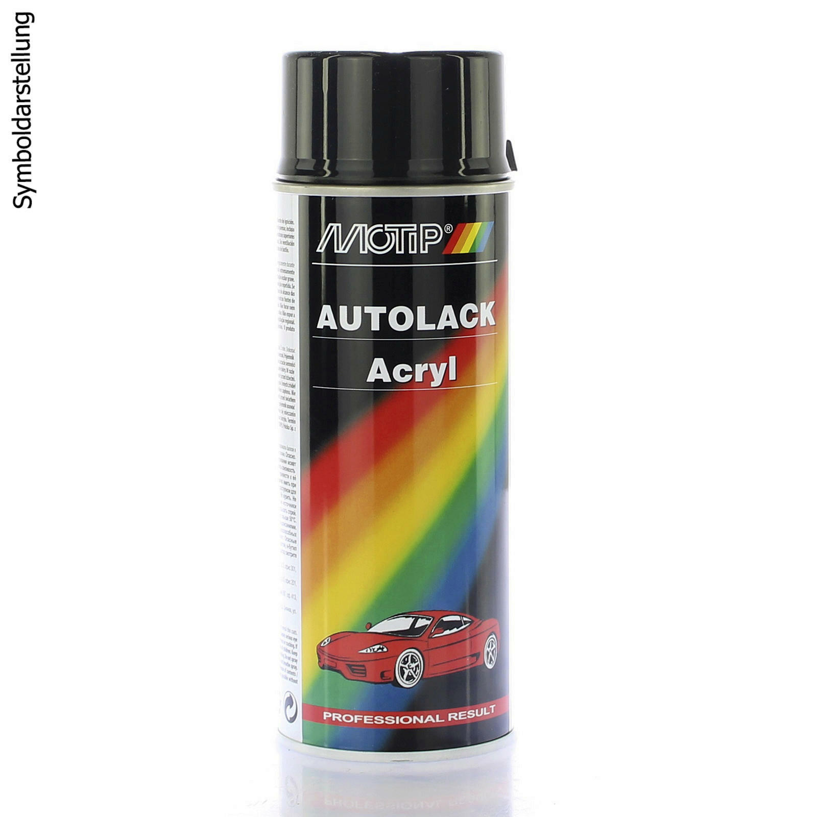 MOTIP Autolack Lackspray weiß 400ml
