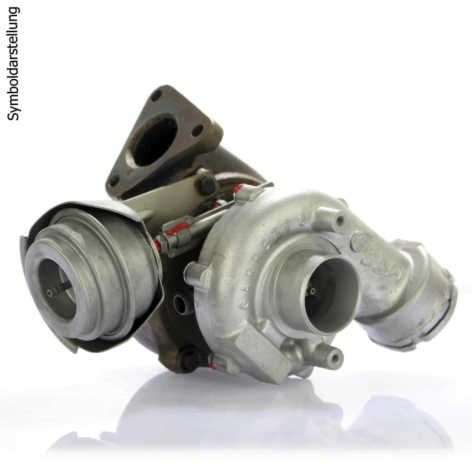 BTS Turbo Turbolader / Lader Aufladung TURBO SERVICE SET BLUE TURBO