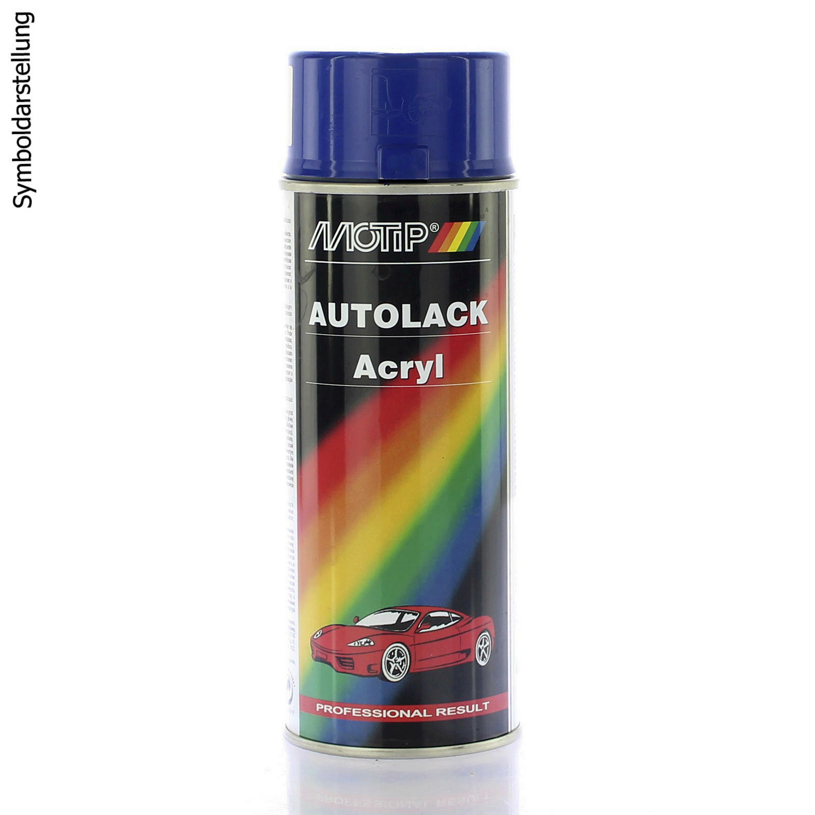 MOTIP Autolack Lackspray blau 400ml