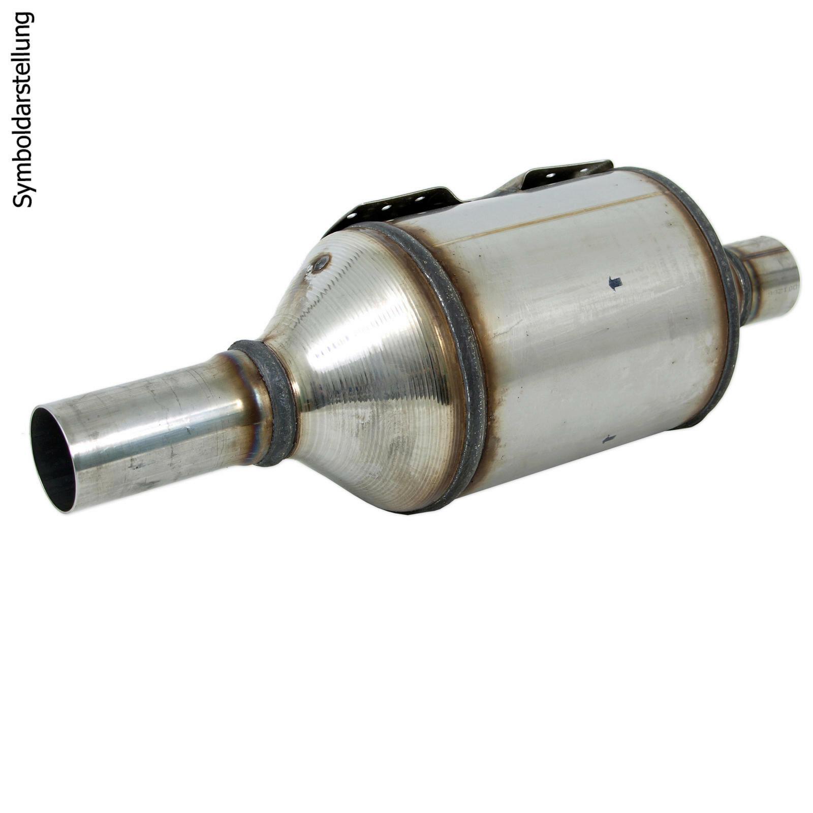 DELPHI Ruß-/Partikelfilter, Abgasanlage