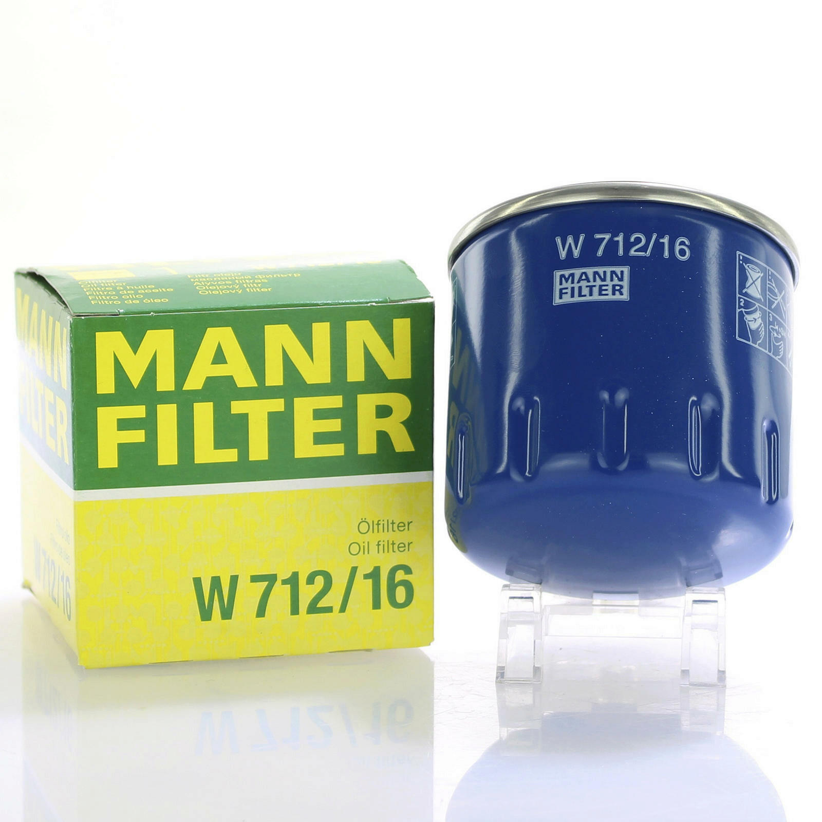 MANN-FILTER Ölfilter