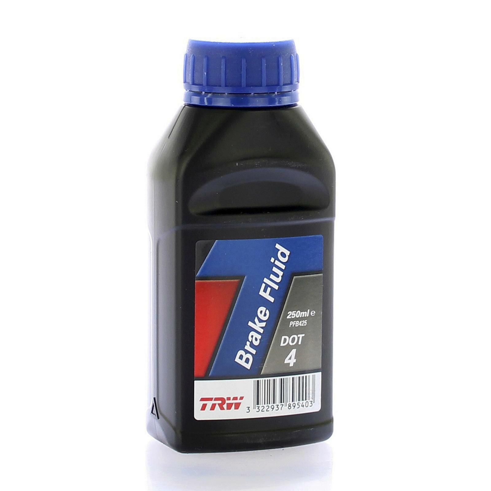 TRW Bremsflüssigkeit 250ml DOT 4