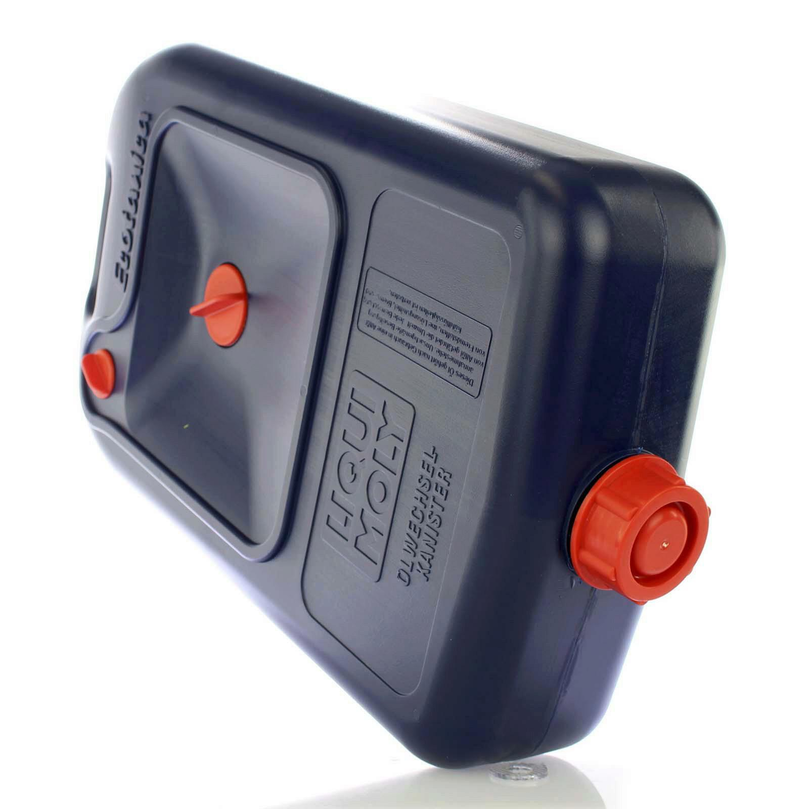 Liqui Moly Ölwechsel-Kanister