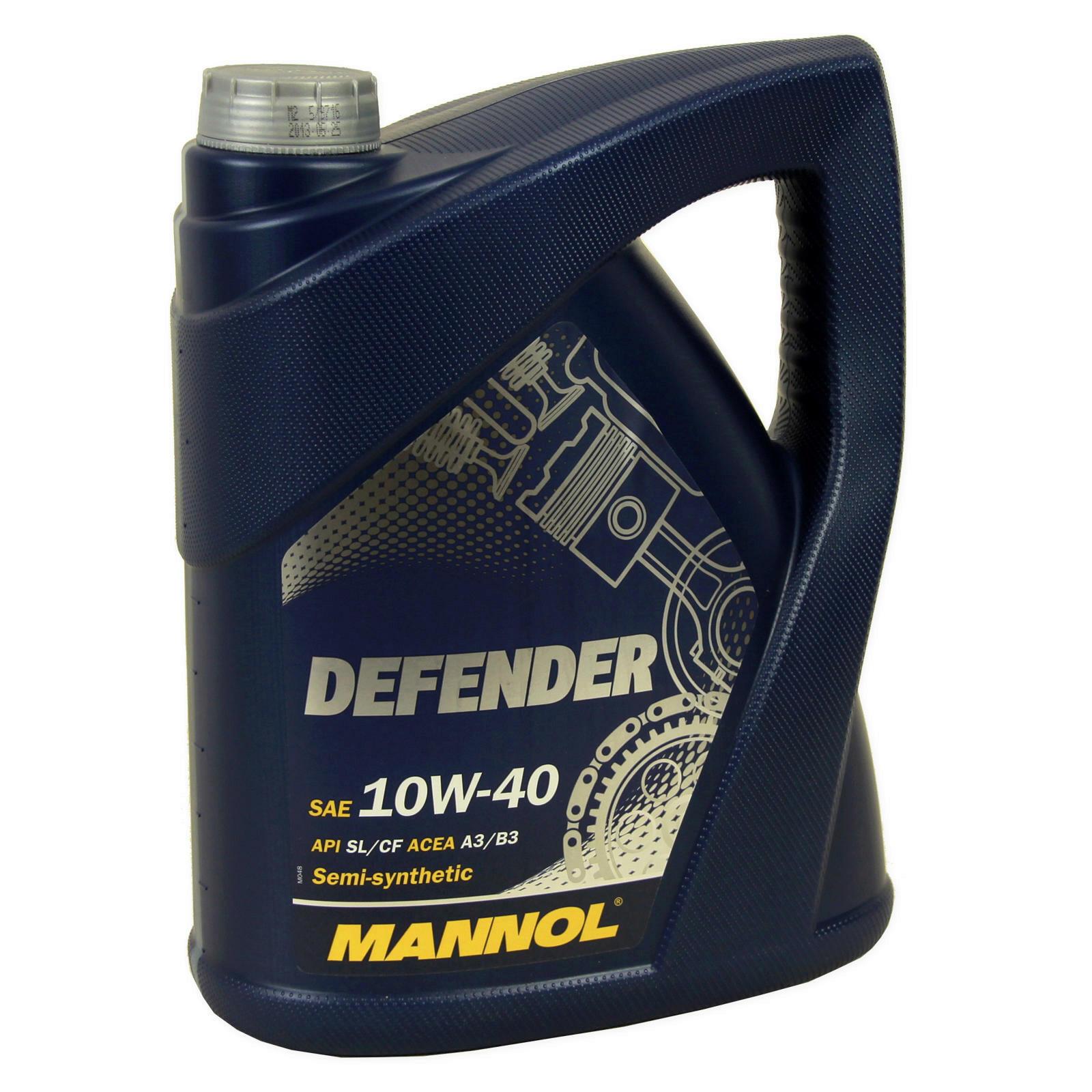 motor l mannol defender 10w 40 5l mn7507 5 xy356886 12. Black Bedroom Furniture Sets. Home Design Ideas