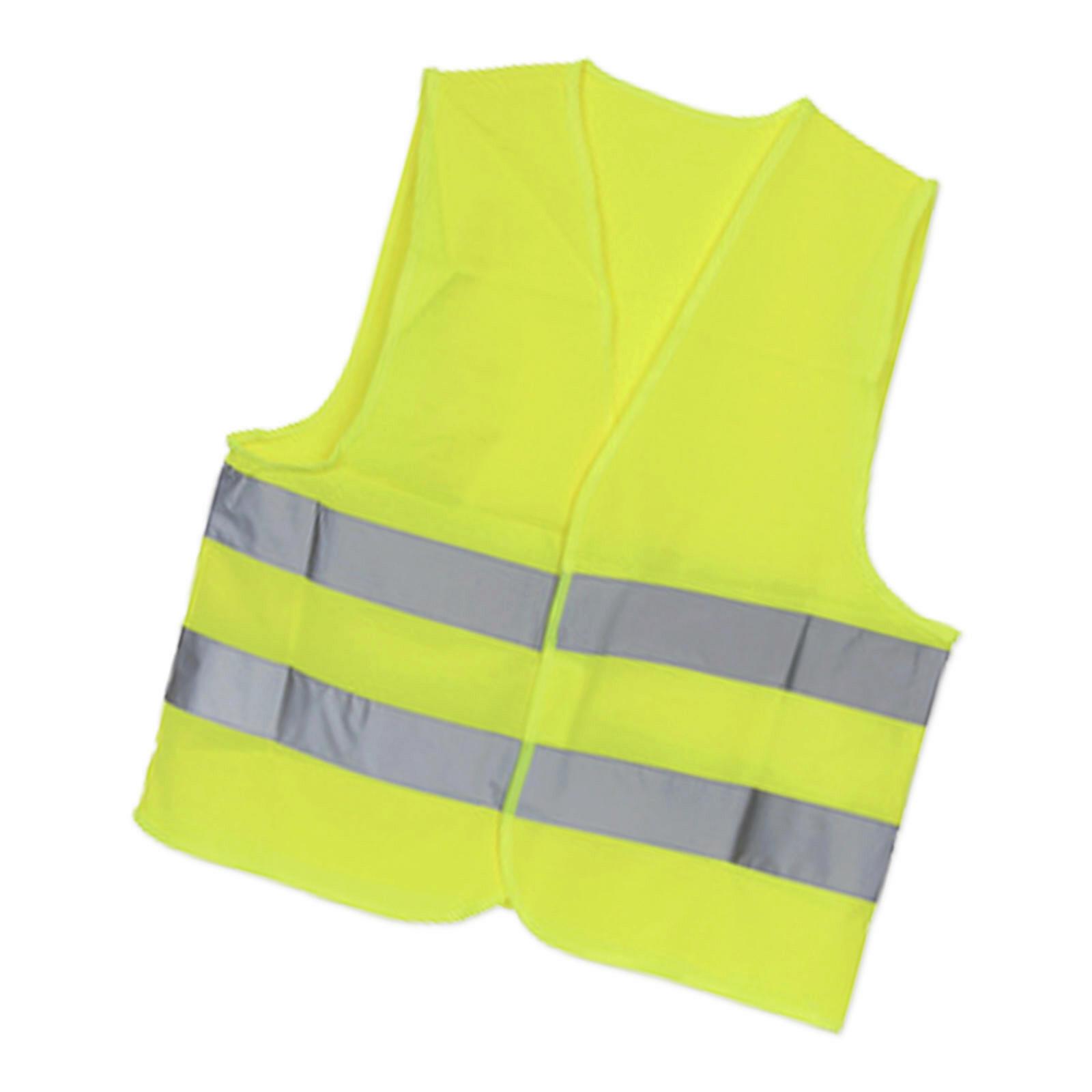 Kinderwarnweste Gelb