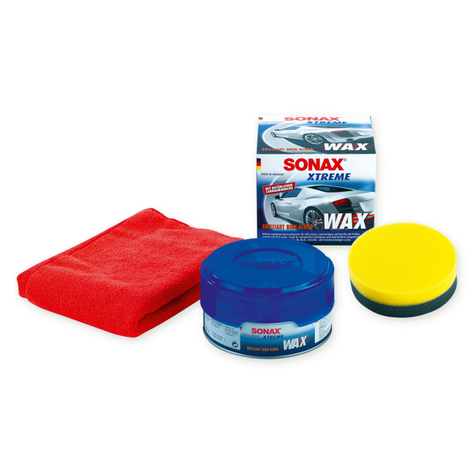 SONAX XTREME Wax 150ML