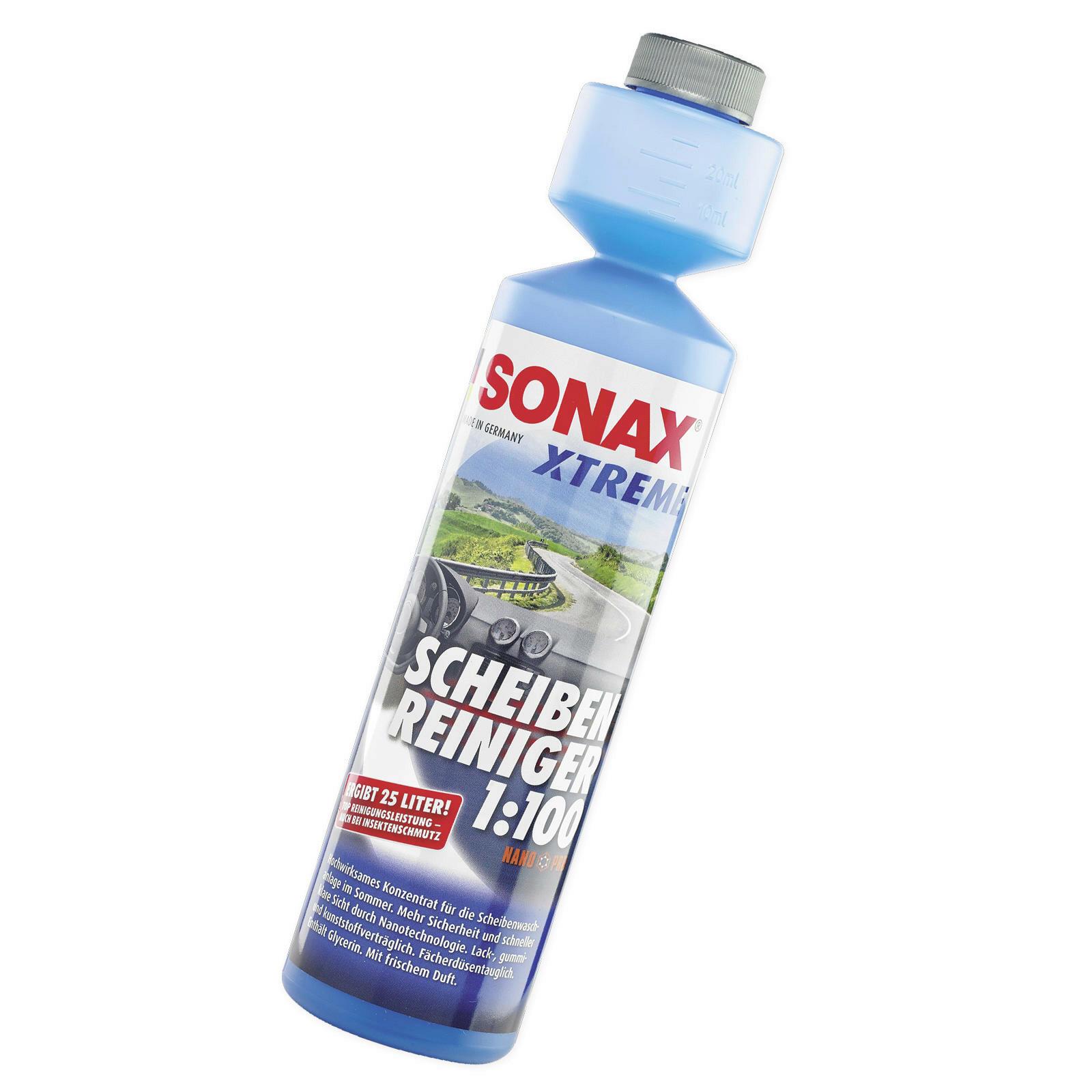 SONAX XTREME ScheibenReiniger 1:100 NanoPro 250ml