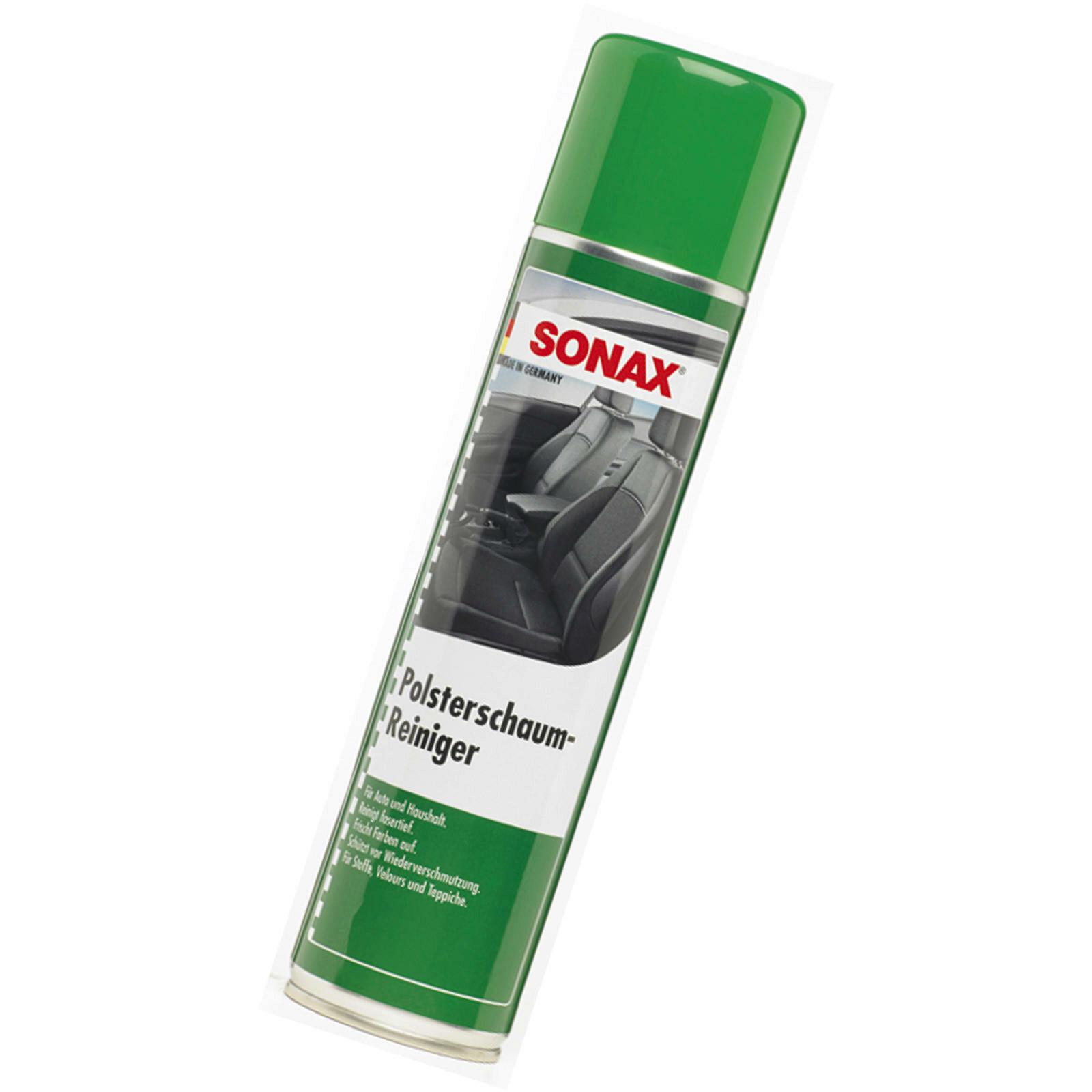 SONAX PolsterSchaumReiniger 400ml