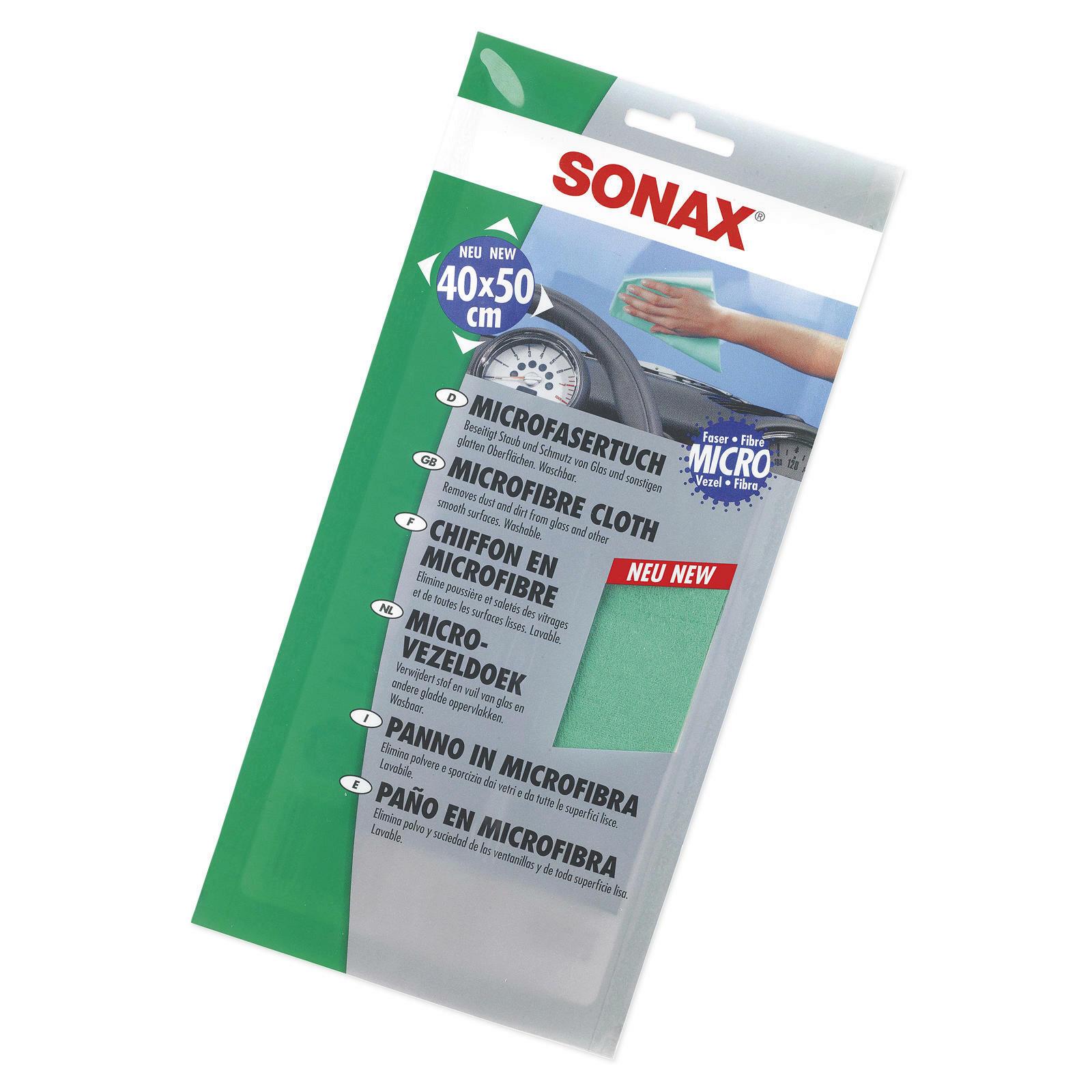 SONAX MikrofaserTuch