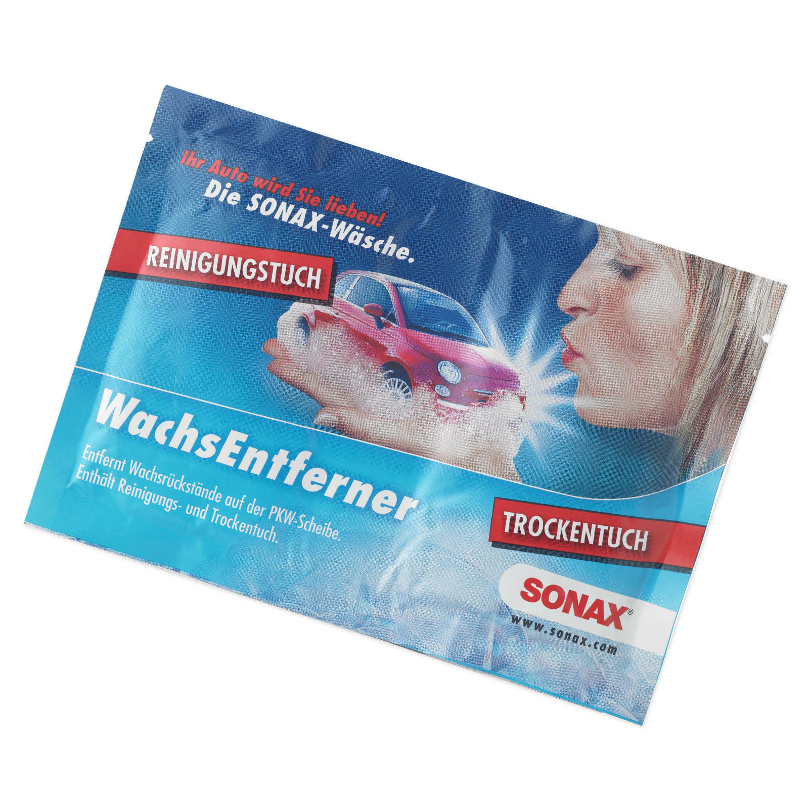 SONAX WachsEntfernerTücher