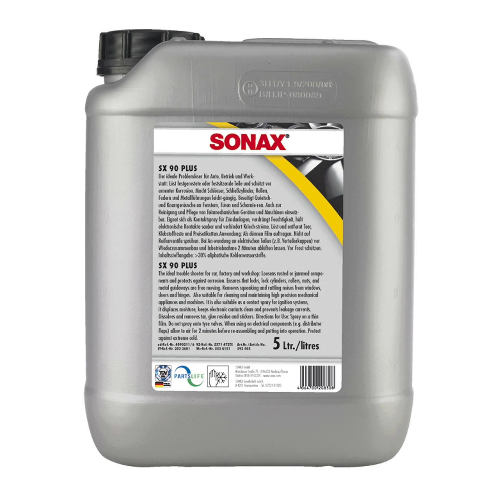 SONAX SX90 PLUS 5l