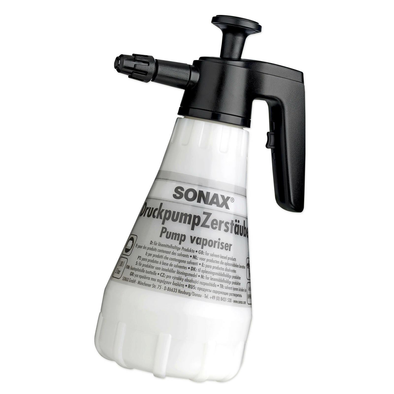 SONAX DruckpumpZerstäuber lösemittelbeständig