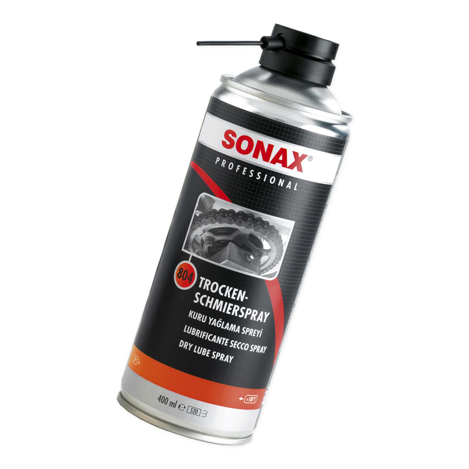 SONAX PROFESSIONAL TrockenSchmierSpray 400ml