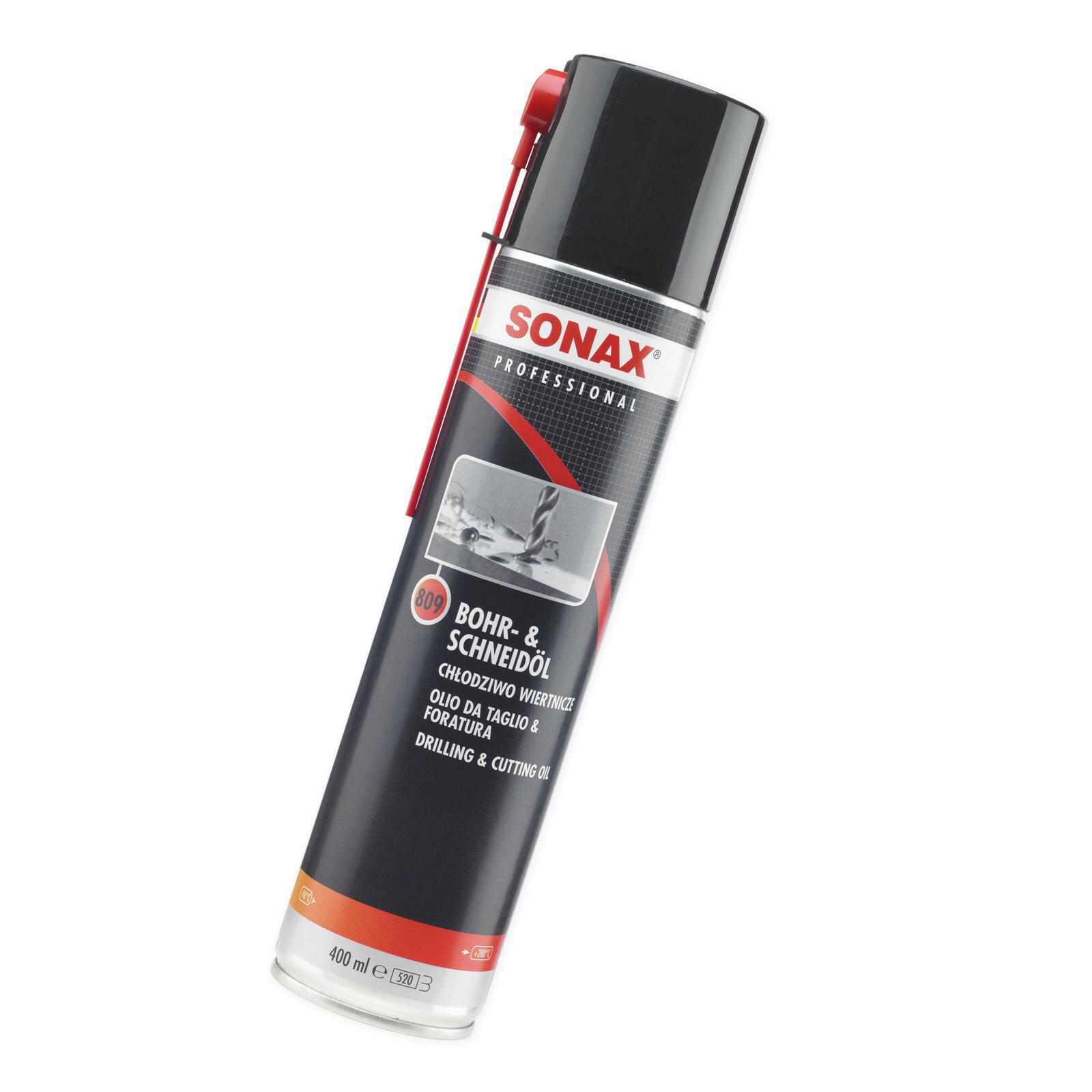 SONAX PROFESSIONAL Bohr- & SchneidÖl 400ml