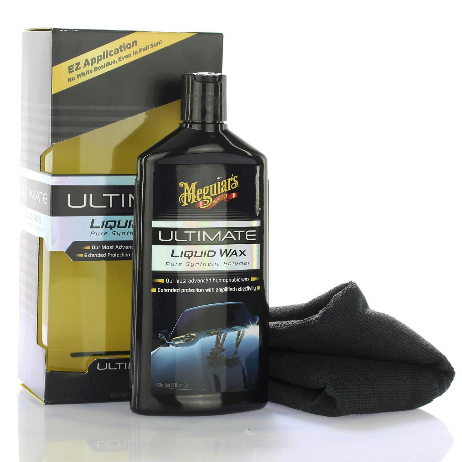 Meguiars Ultimate Liquid Wax 473ml Wachs