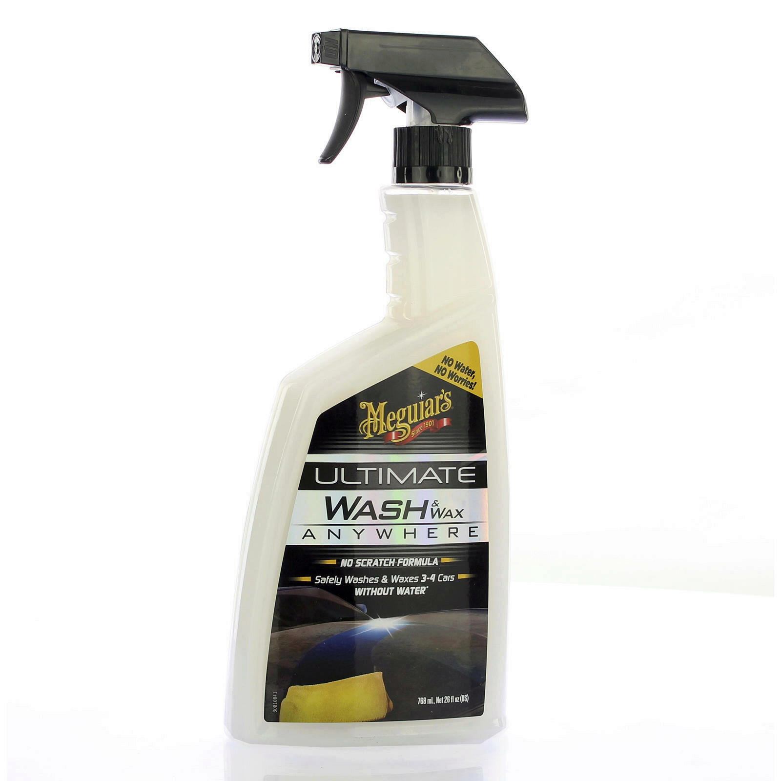 Meguiars Ultimate Waterless Wash & Wax Anywhere 768ml