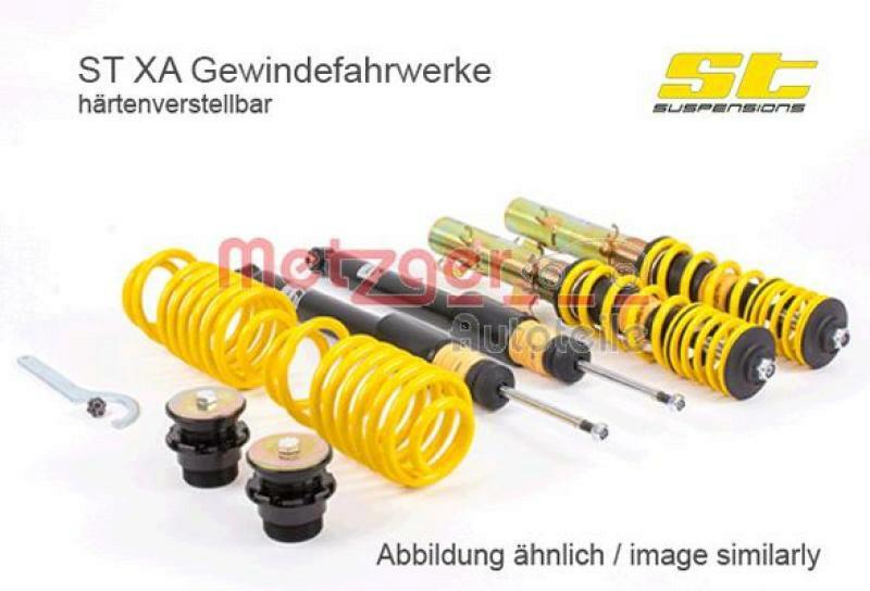 METZGER Fahrwerkssatz, Federn/Dämpfer ST XA Gewindefahrwerk