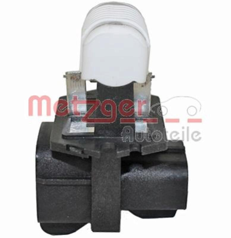 METZGER Vorwiderstand, Elektromotor-Kühlerlüfter ORIGINAL ERSATZTEIL