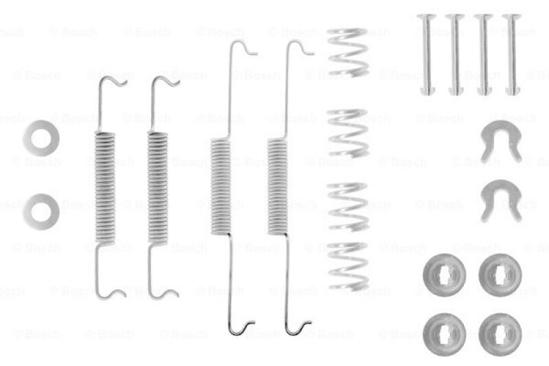 BOSCH Zubehörsatz, Bremsbacken