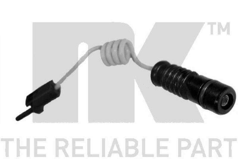 NK Warnkontakt, Bremsbelagverschleiß