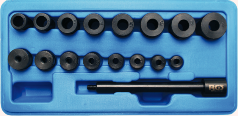 BGS Centering Tool Set, clutch
