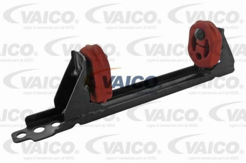 Halter, Abgasanlage Original VAICO Qualität