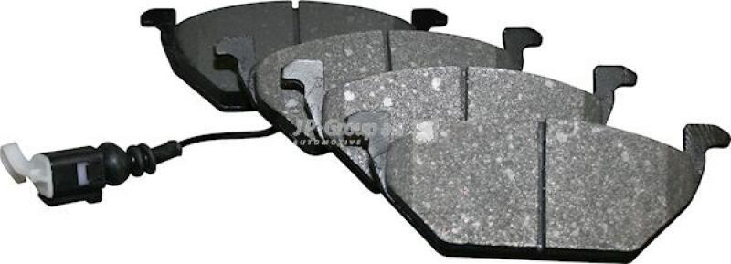 JP GROUP Brake Pad Set, disc brake JP GROUP