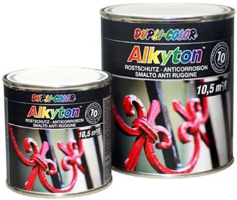 DUPLICOLOR Lack DC Alkyton RAL 6005 hgl. 750ml