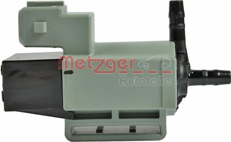 METZGER Ladedruckregelventil Original Ersatzteil