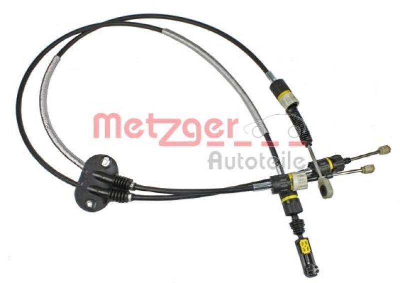 METZGER Seilzug, Schaltgetriebe
