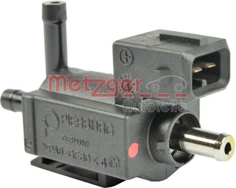 METZGER Ventil, AGR-Abgassteuerung Original Ersatzteil