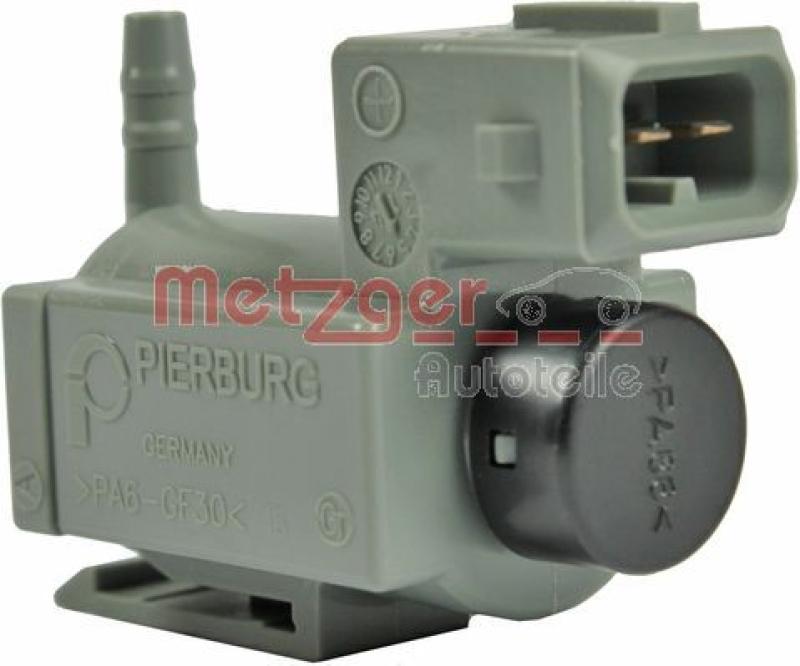 METZGER Ventil, Sekundärluft-Saugsystem Original Ersatzteil