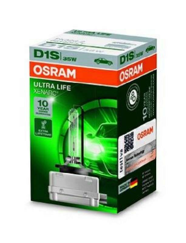 OSRAM Glühlampe, Fernscheinwerfer XENARC ULTRA LIFE