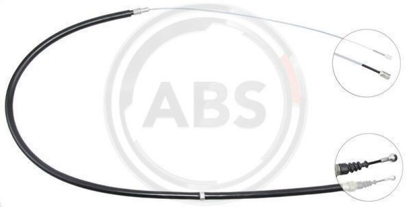 A.B.S. Cable, parking brake