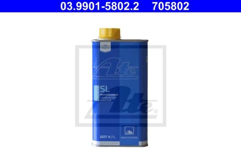 ATE Bremsflüssigkeit SL DOT4 1 Liter