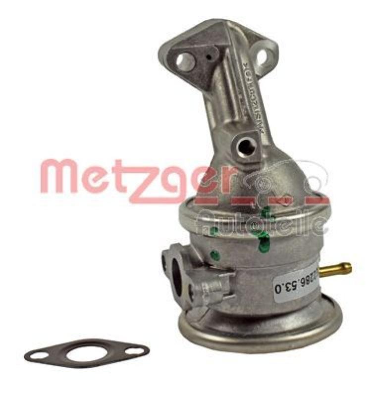 METZGER Ventil, Sekundärluftpumpsystem Original Ersatzteil