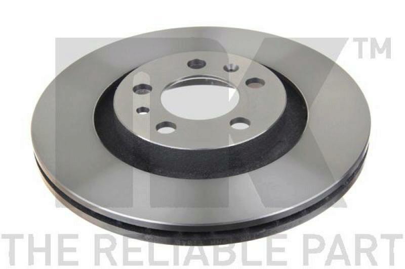 2x NK Brake Disc